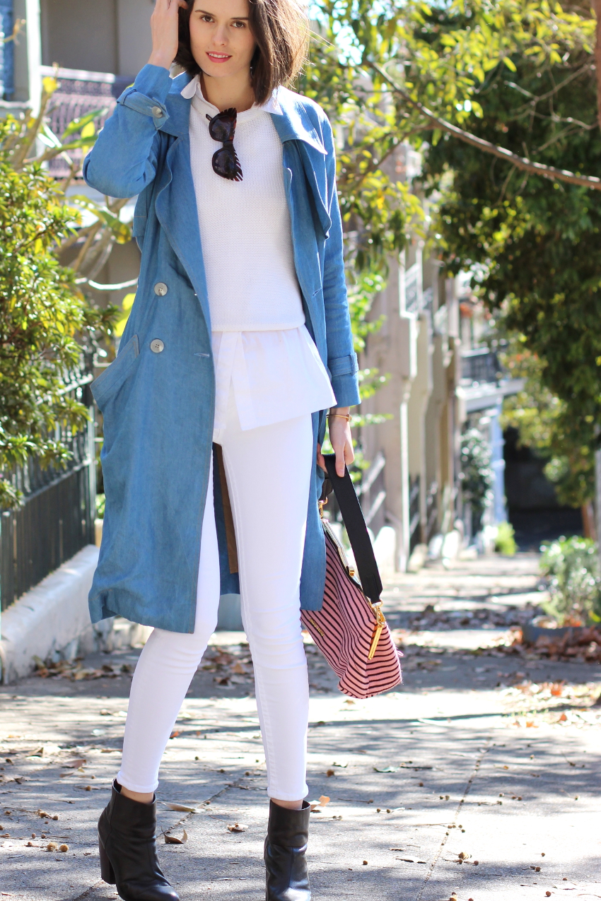 BYCHILL Australian Fashion Blog by Chloe Hill, wearing Dress Up, True Religion Jeans and Rag and Bone