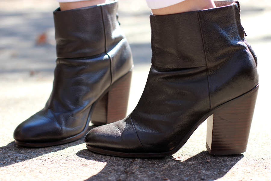 BYCHILL Australian Style Blog, Rag and Bone Newbury Boots