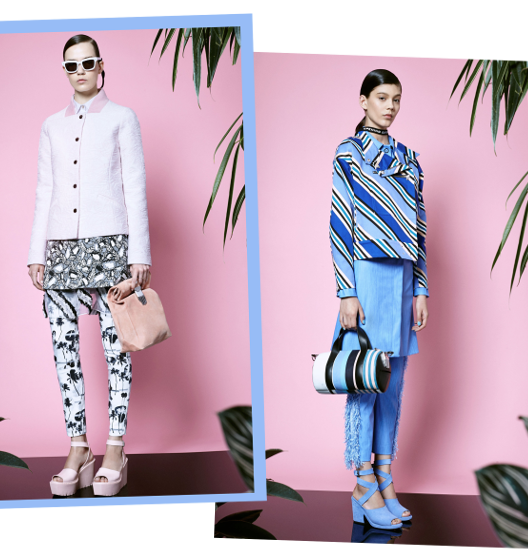 BYCHILL OPENING CEREMONY Resort 2015 Collection