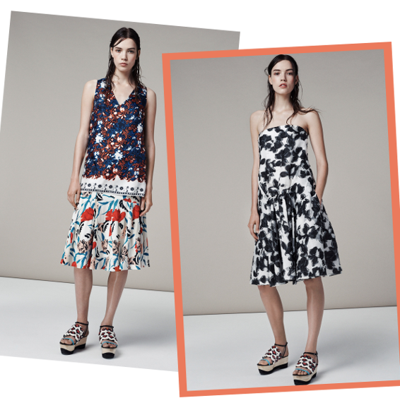 BYCHILL THAKOON Resort 2015 Collection