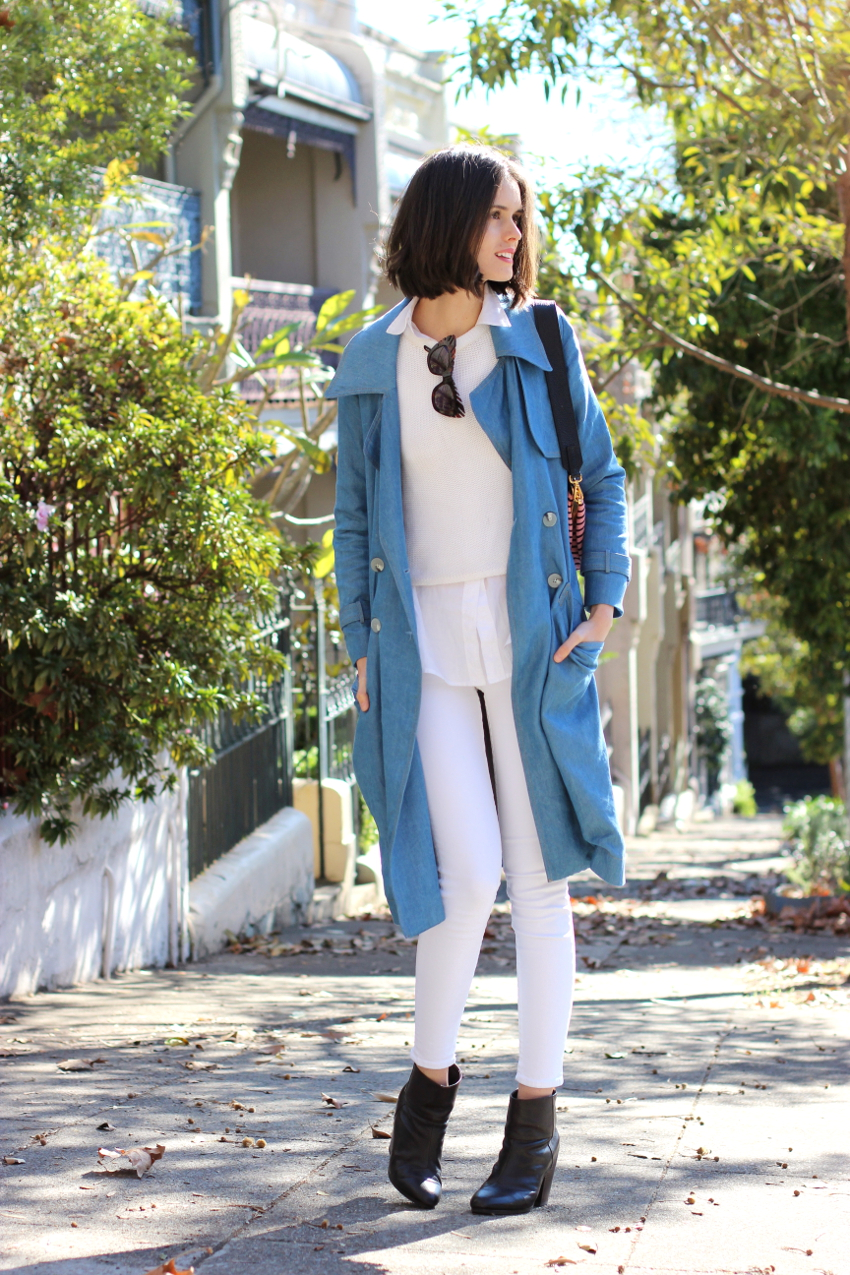 BY CHILL Australian Fashion Blog by Chloe Hill, wearing Dress Up, True Religion Jeans and Rag and Bone