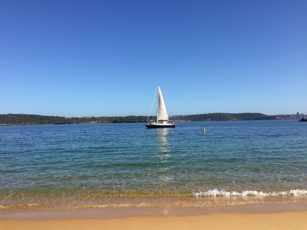 BYCHILL TRAVEL | Camp Cove beach, Sydney NSW
